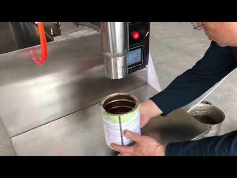 Semi-auto Molasses Tobacco Dispenser