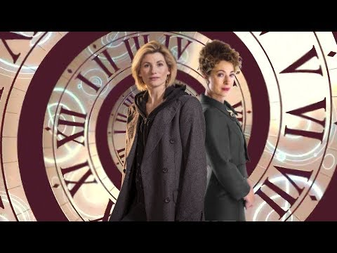 River & Thirteenth Doctor  My Second Wife {AU}