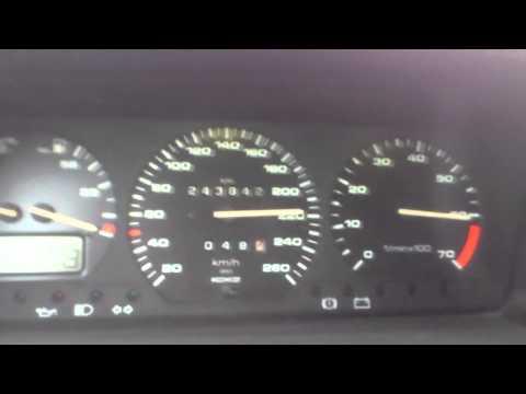 corrado g60 turbo max speed