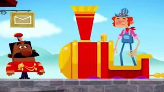 The Post Train  BabyTV Full episodes 4k 2017
