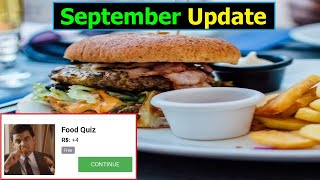 The Ultimate food Quiz answers | Food quiz answers | UPDATED VERSION  | Quizdiva