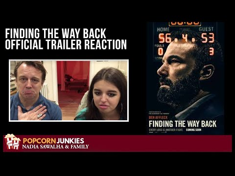 Finding the Way Back (Official Trailer) The Popcorn Junkies REACTION