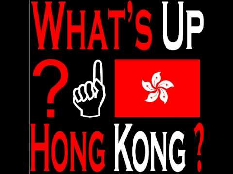 What's Up Hong Kong? Episode #9 - Pete Grella, Improv and Stand-up Comedian