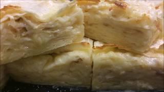 13. Ленивая ачма. Или сабурани. Или хачапури. Называют по-разному, но вкусно одинаково!