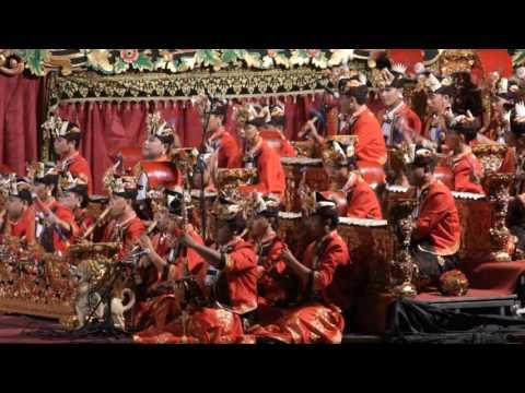 """Tabuh Dua Lelambatan """"Gora Giri Kowara"""" (PKB2016 Gong Kebyar Dewasa Duta Kab.Buleleng)"""