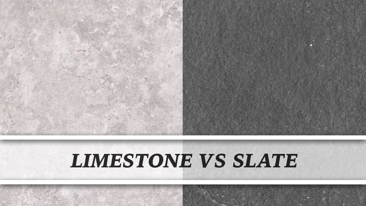 Limestone Vs Slate Countertop Comparison