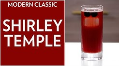 Clean Drinking: Shirley Temple