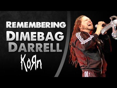 Korn's Jonathan Davis - Remembering Dimebag Darrell
