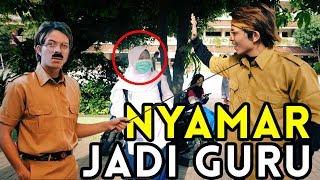 Download lagu ATTA NYAMAR JADI GURU NGAGETIN ANAK SEKOLAH!