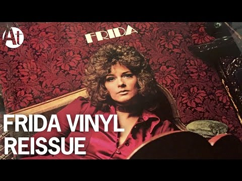 ABBA Frida Record Store Day 2017 Preview #unboxing #vinyl #collection
