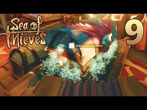 [9] Sooth The Chest Of Sorrows With A Song!!! (Sea Of Thieves Gameplay PC)