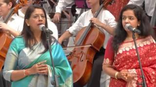 Avatar Symphony - Composed by Dr. L. Subramaniam at Prasanthi Nilayam - 23 Nov 2015