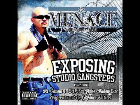 Ese Menace- Sur Gangster Vatos Feat. Capone-E