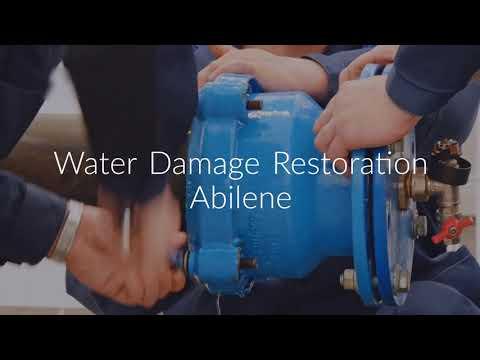 Five Star Water Damage Restoration Service in Abilene, TX