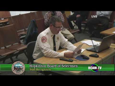 Board of Selectmen 11/01/2016
