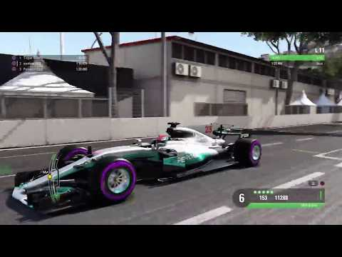 My Best Lap @ Monaco - F1 2017 Red Bull Team [1080p 60fps]