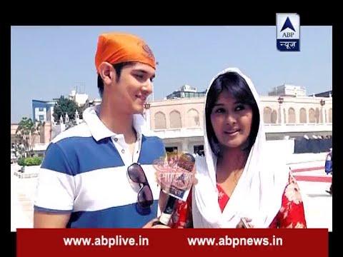 Gayu-Naksh visit Golden Temple of Amritsar