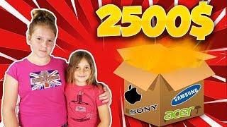 ON ACHÈTE DEUX  MYSTERY BOXS POUR 2500 EUROS !!! [BOÎTE MYSTÈRE]