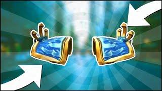 HOW TO GET The SHOULDER of Atlantis ROBLOX EVENT (Atlantis-Atlantean Pauldrons-Disaster Island)