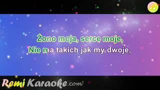 Masters - Żono moja (karaoke - RemiKaraoke.com)