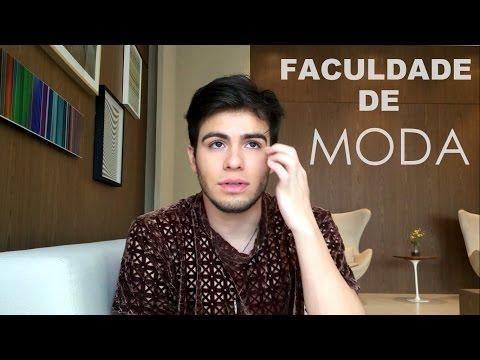 TUDO SOBRE FACULDADE DE MODA - vídeo 1. (diferenças entre moda e design de moda)