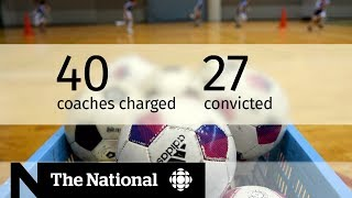 Shattered Trust: Sexual offences in amateur sport