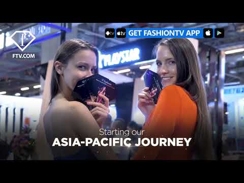 FTV Gaming Group Tour in Asia and launch during G2E Asia, Check it out | FashionTV |FTV