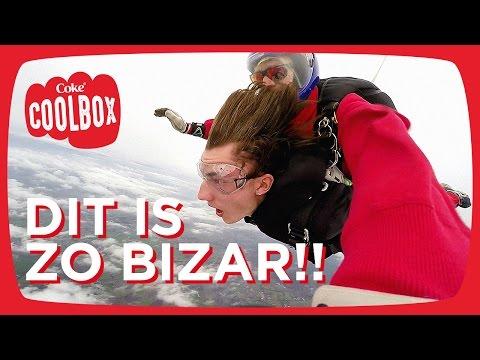 Nog meer skydiven! - Coolbox