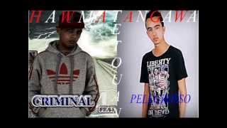CRIMINAL FEAT PELEGROSSO rap tetouani 2013 hawma tangawa clash % CONTRA RED FLOW