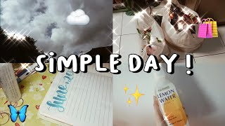 — simple day iฑ my life 🍭 || a day in my life ✧ [Indonesia]
