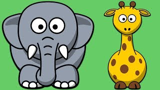 I'm Going to the Zoo!  An Animal Sounds Song