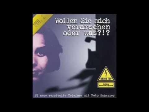Telefonstreich Reto Scherrer - Frau Schwarzenbach
