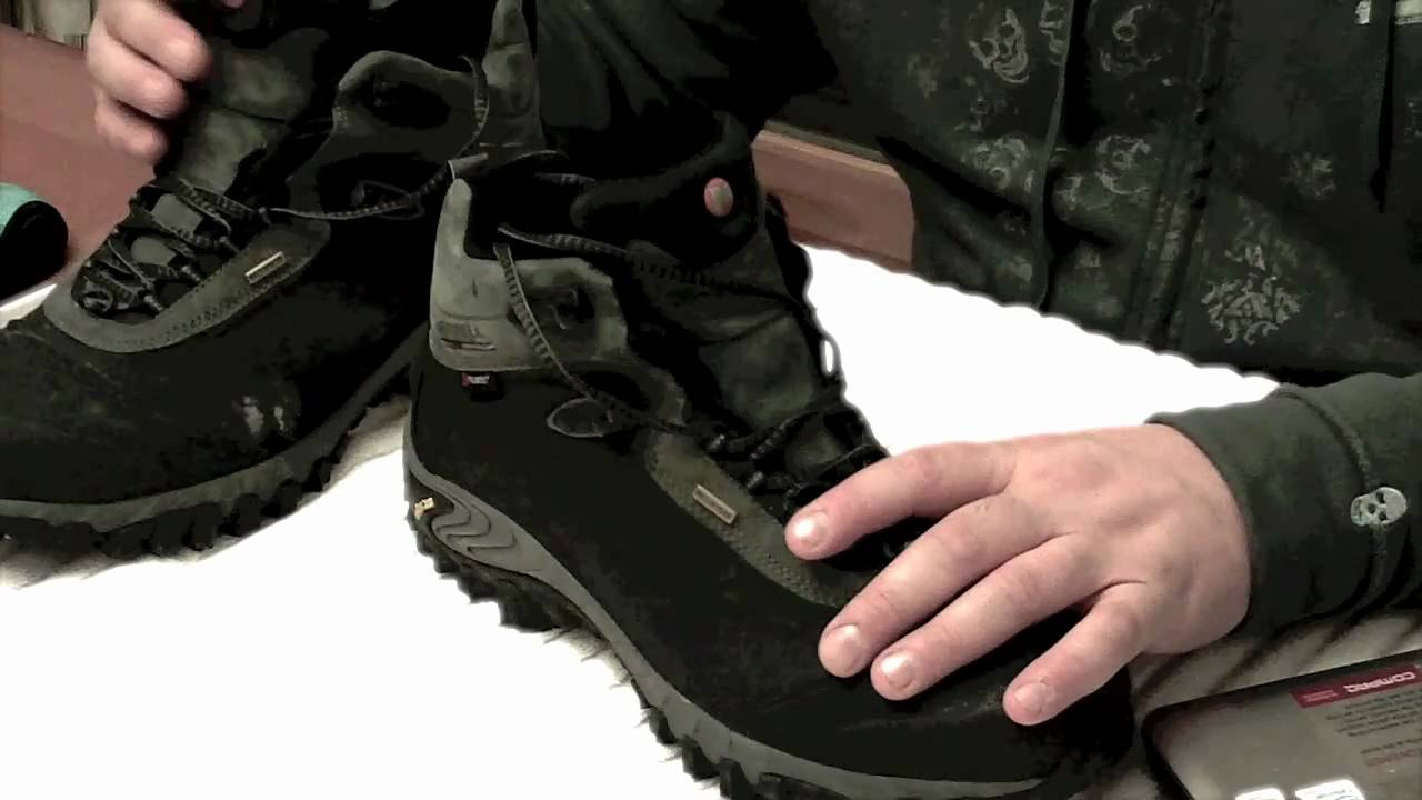 "Merrell ""Thermo-6"" Boot Review - YouTube"