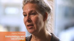 Hanna Nohynek - Talking about Immunology and vaccinology #ECCMID2019
