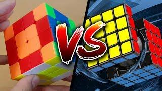 BEST 4x4: WuQue M VS AoSu GTS2M | SpeedCubeShop.com