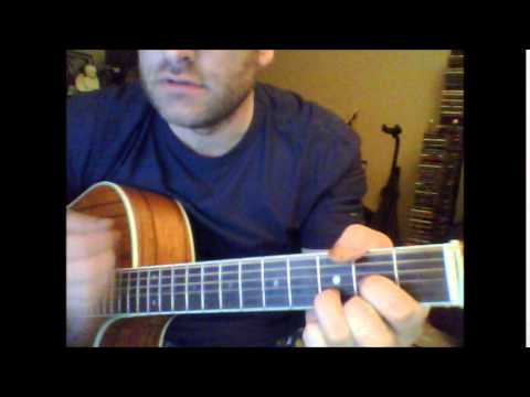 "How to play  ""I Got You"" by Split Enz on acoustic guitar"