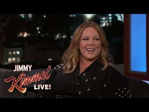 "Melissa McCarthy ""I Was a Wreck in College"""
