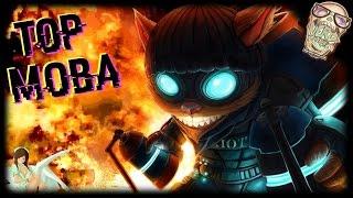 Top 10 - MOBA-Games [#NERDRANKING]