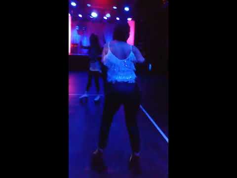 Roller Disco SO36 April 2017 Ostermontag