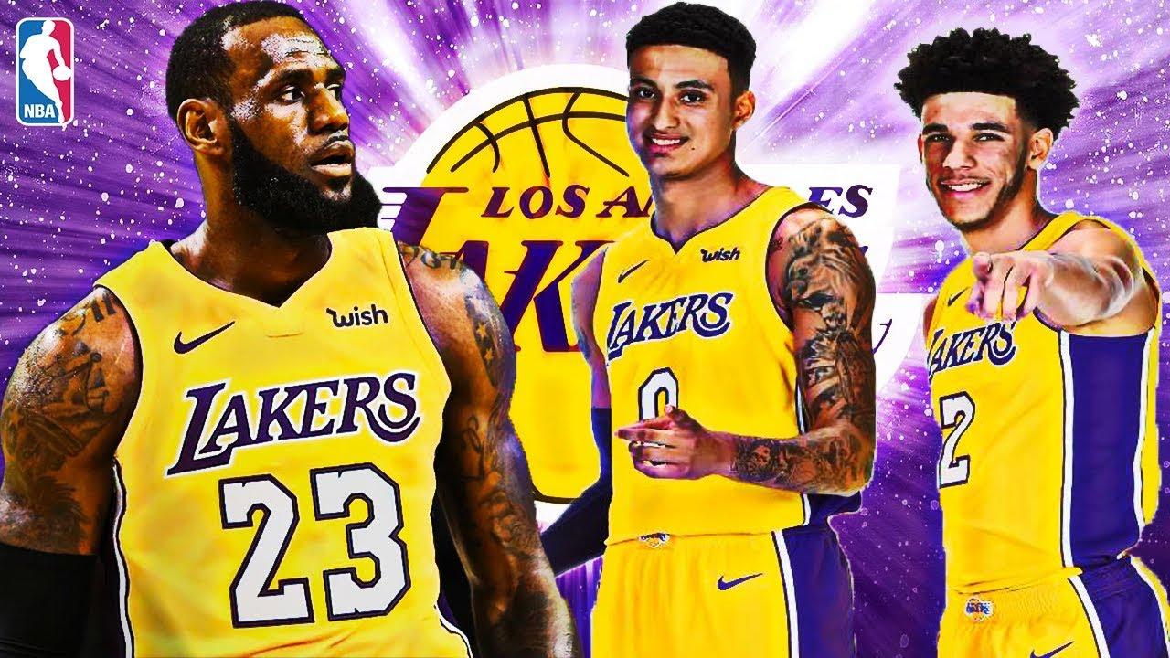 Lebron James Los Angeles Lakers Rebuild Youtube