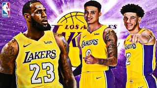Could lebron james be the first piece to a new los angeles lakers super team?2nd channel: https://www./channel/ucrgham_dfh_inl3yqq0lyxgdrop that l...