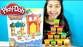 Tuesday Play Doh New Play Doh Town Firehouse Review| B2cutecupcakes