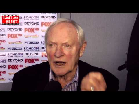 Star Wars Episode 7 & The Empire Strikes Back Interview - Julian Glover