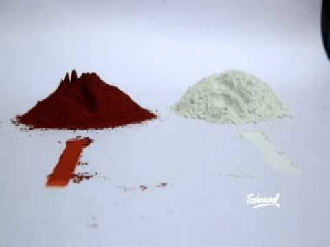 Cement Powder with Colour