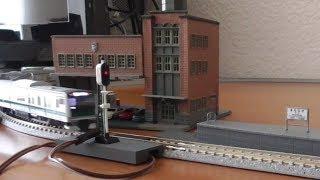 迷列車を買う22鉄道模型Nゲージ東京の車両E233系とジオコレの建物をついに購入