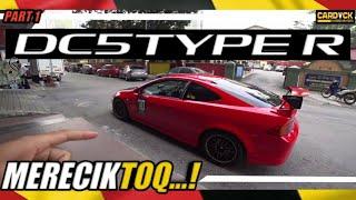 Honda Integra DC5 Type R, Part 1 | EvoMalaysia.com