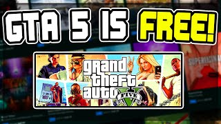 GTA 5 Is FREE On Epic Games Store! (Everything You Need To Know) Download A Free Game