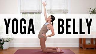 Yoga Belly  |  Yoga With Adriene