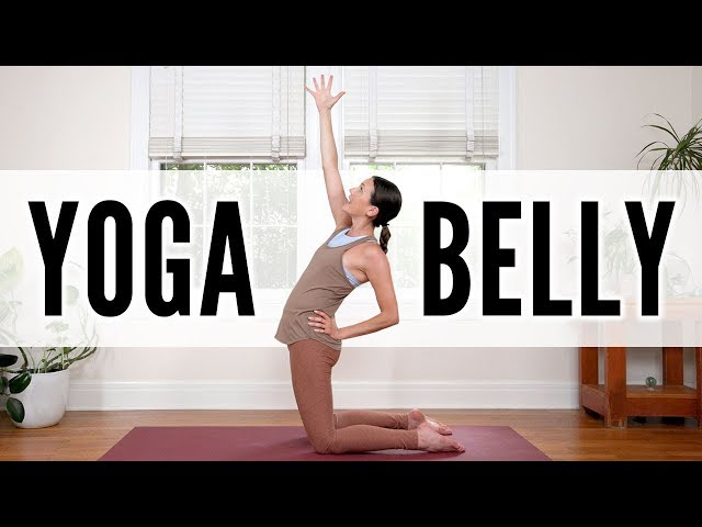 Yoga Belly  |  Yoga With Adriene