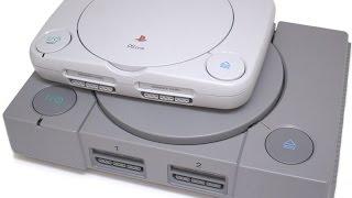 PS1 Fat vs PSOne Slim сравнение фатки и слимки